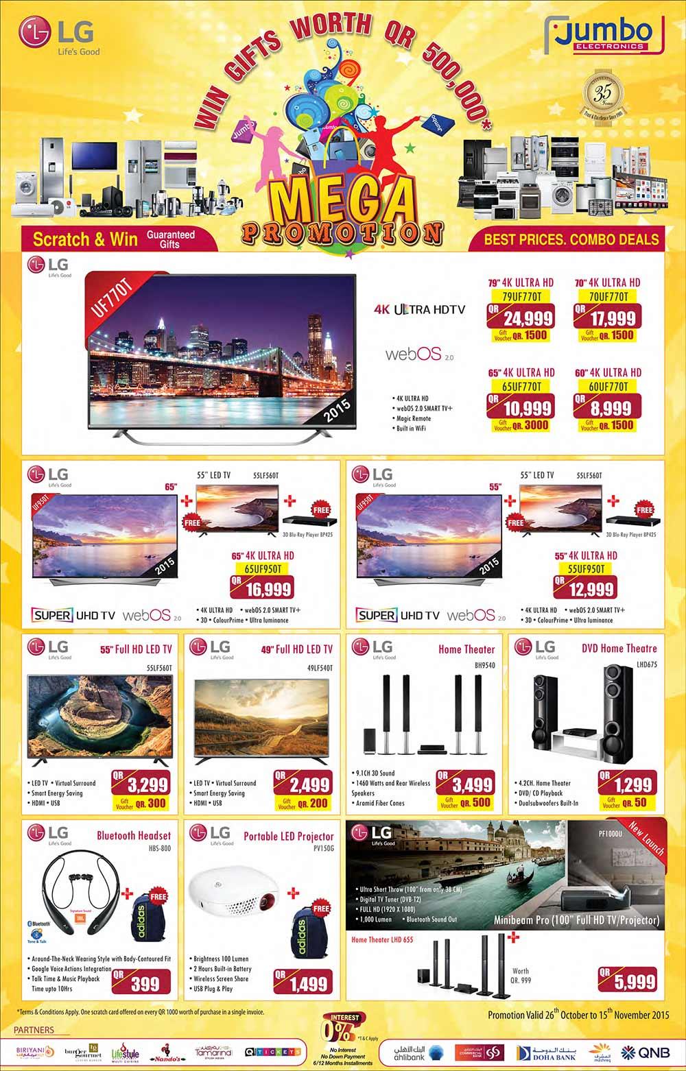 Jumbo 27 10 1 qatar i discounts - Jumbo mobel discount ...