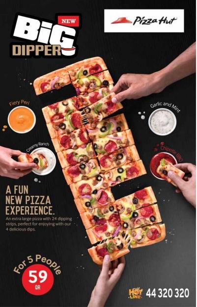 Pizza Hut Qatar I Discounts