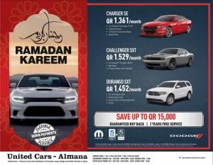 Dodge Ramadan Offers 23-06 | Qatar i Discounts