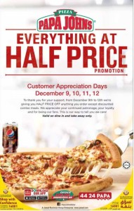 papa johns coupon january 2019